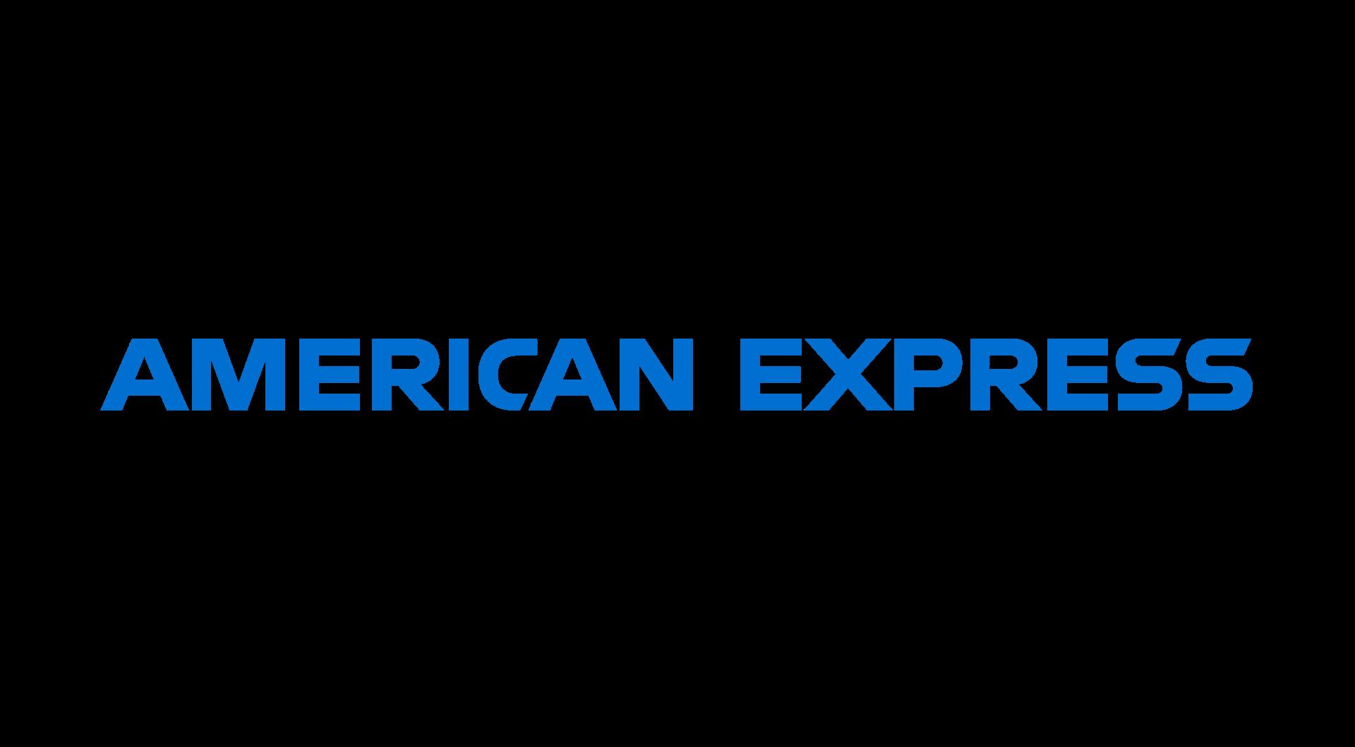 American-Express-Logotype-Single-Line